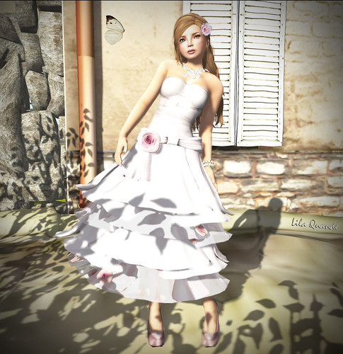 *LpD* - *Delicacy Skirt* Pink Long Version