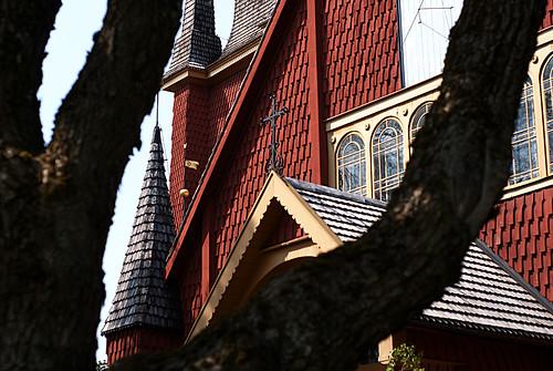 lindesbergs kyrka