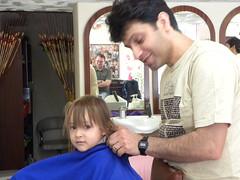 May 2011 (sarahamina) Tags: hair frisur dev singh haare friseur haar frisör schneiden devraj sarahamina
