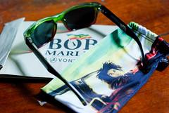 sunglasses square shades special fulton limitededition bobmarley elmore vonzipper vz