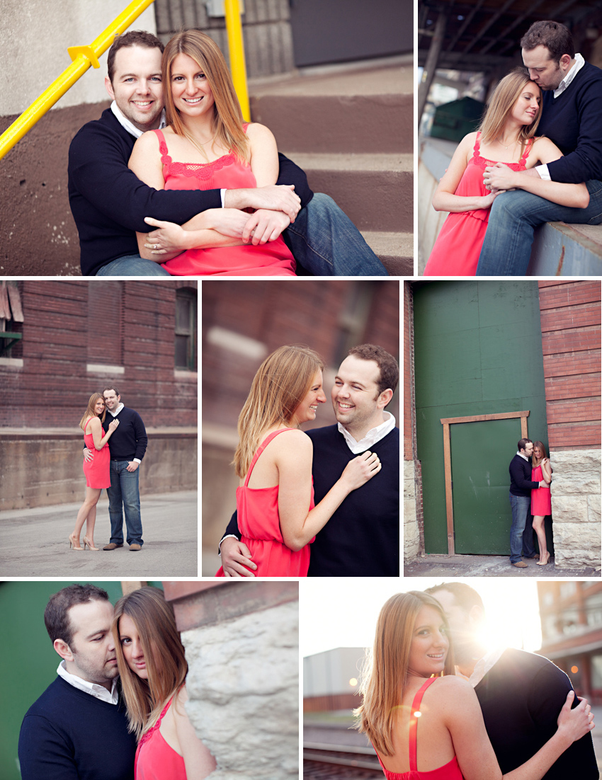 West Bottoms engagement session by Darbi G. Photography
