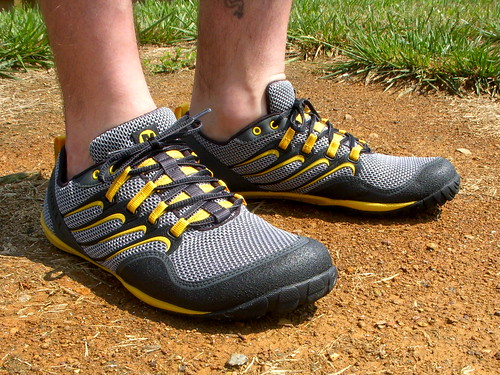 01c31bb3a6 Merrell Trail Glove - Barefoot Shoes — Brian's Backpacking Blog