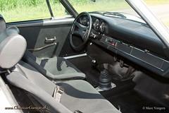 1973 Porsche 911 2.7 Carrera RS interior (ClassicarGarage / Marc Vorgers) Tags: white interior interieur 911 porsche classics marc blanche 27 lex wit weiss rs 1973 carrera litre vorgers classicargarage