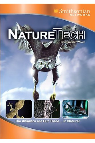 NatureTech DVD Cover