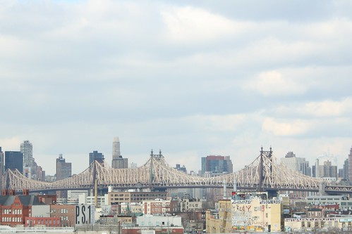 New York's Manhatan Bridge