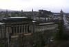 Old Town Edinburgh from Calton Hill 2009