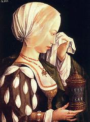 Saint Mary Magdalene (Mary Magdalene & John The Beloved) Tags: saint mary magdalene