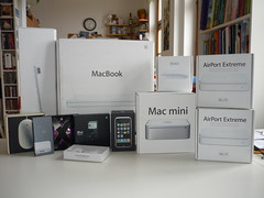 How about some Mengenrabatt? (excomedia) Tags: apple dock keyboard macmini leopard macosx mightymouse verpackungen airportextreme inearheadphones ipodnano macbook iphone3g