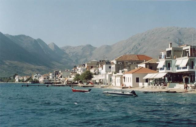 Δυτική Ελλάδα - Αιτωλοακαρνανία - Δήμος Αλυζίας Μύτικας
