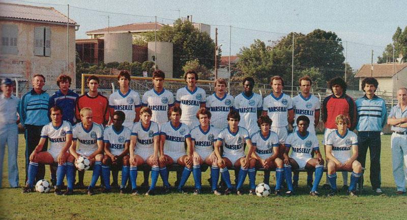 marseille 1983-84