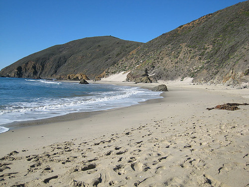 Pfeiffer Beach - Big Sur