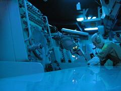 TCG Ege,Savaş Hareket Merkezi.. (_chocolate_) Tags: turkey war barco ship interior türkiye turquia shm warship izmir müze gemi tcgege savaşgemisi barcodeguerra müzegemi fırkateyn
