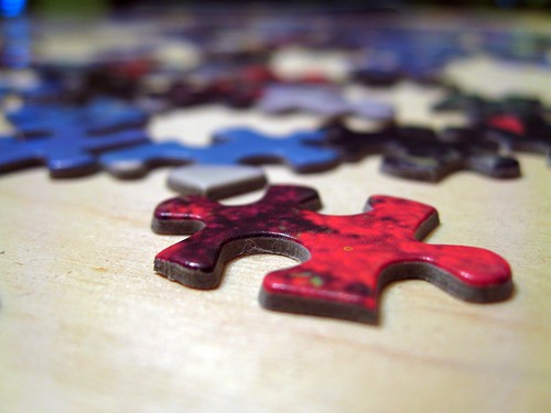 jigsaw (37/365) by the queen of subtle, on Flickr
