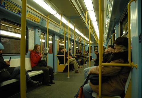 Metro - foto di Luigi Rosa