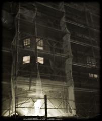 Veil (gothicburg) Tags: light gteborg veil sweden gothenburg mysterious sverige christo storgatan