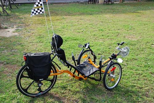 Asian recumbent bikes