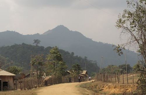 village in phaxay