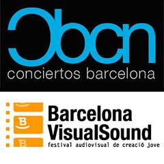 conciertos barcelona barcelona visual sound