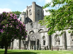 Dunkeld Cathedral (aquilareen) Tags: trip church scotland dunkeld