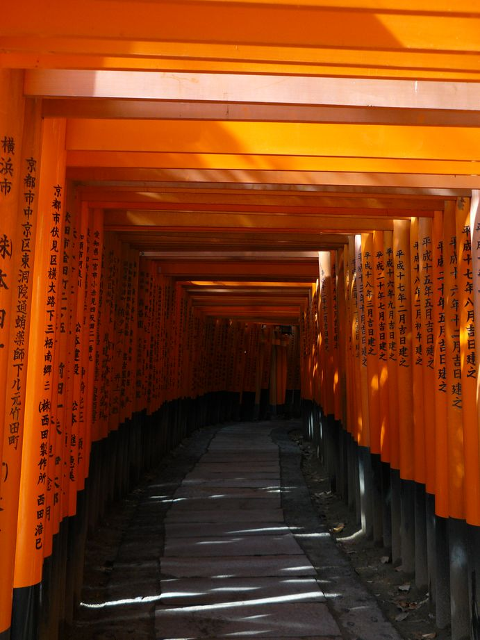 Japon 2009 #3 : Kyoto #1