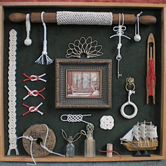 knotwork (camp_sharyn) Tags: knots knotwork