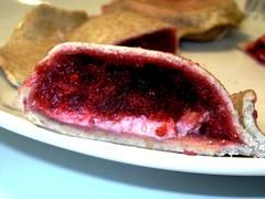 Feta-beetroot tortellini