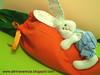 coelhinho (BOTTONS E ALINHAVOS) Tags: bunny páscoa feltro riscos moldes cenoura fieltro coelhinha coelhinhos patchcolagem panodepratocomaplicação