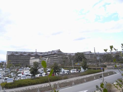 「天理駅周辺」散歩-「天理教関連施設」-07