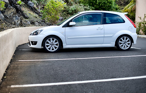 Altea-Spain · Ford Fiesta ST