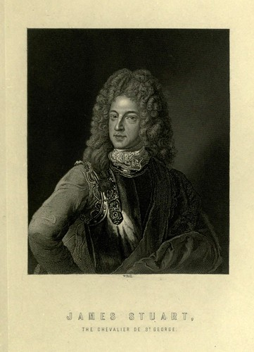 022-James Stuart el Caballero de San Jorge