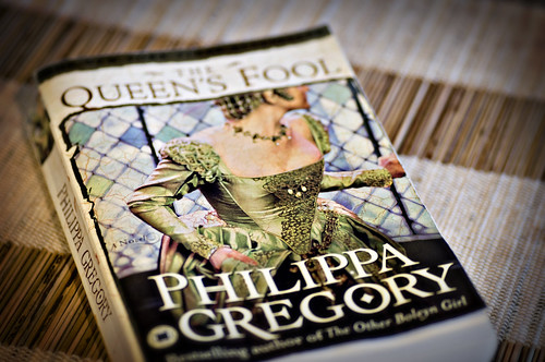 happy book day to you ~ the series (the queen's fool)