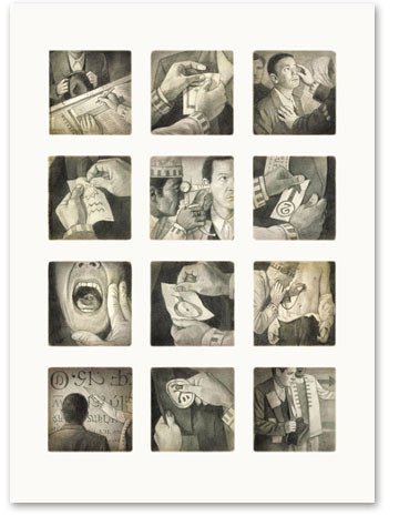 Top 100 Picture Books #65: The Arrival by Shaun Tan (2006)