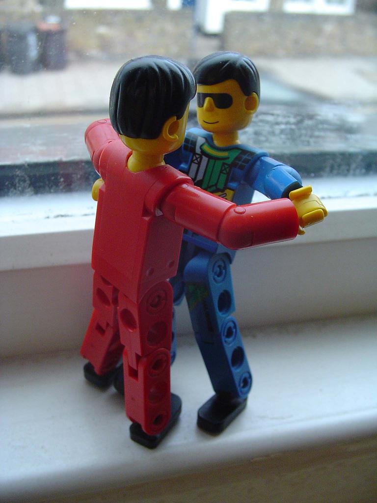 Lego Dancing