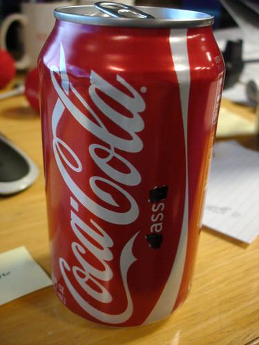 Coca-Cola Ass
