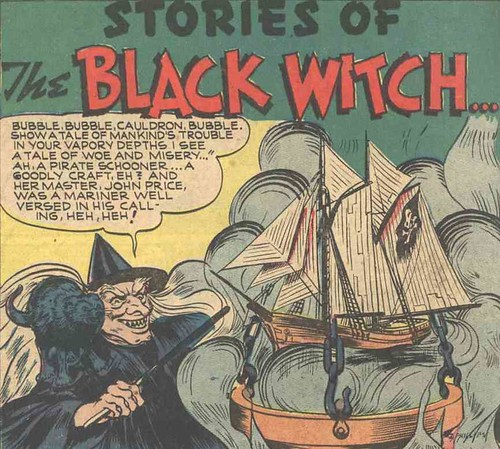 stories of black witch (zip 27, 1942)