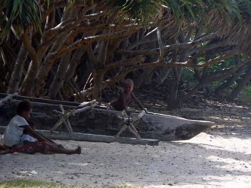Vanuatu : Ile de Tanna #83 : enfants