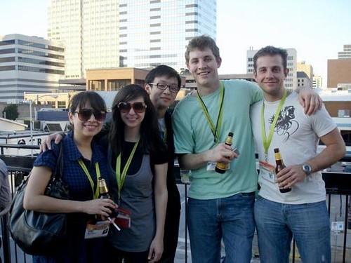 SXSW friends