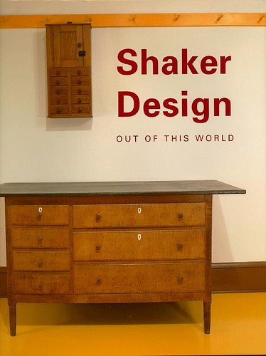 Shaker Design Out Of This World