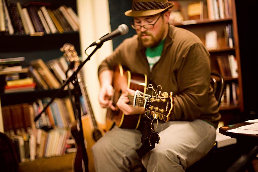 Jacob Zachary Concert.  www.jacobzachary.com
