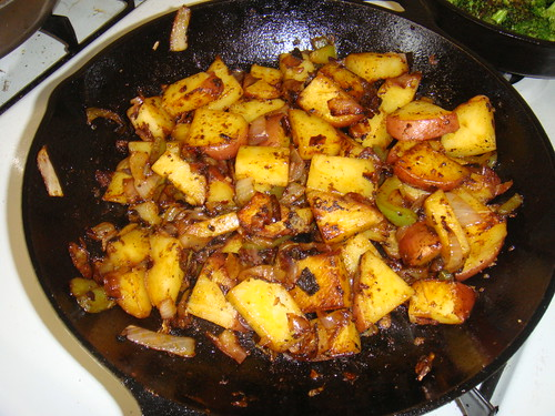 Home Fries with Paprika