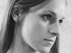 Beautiful Model Face Closeup Crop (PhotoAmateur1) Tags: lighting friends shadow portrait people bw woman white black hot cute sexy art classic beautiful beauty face fashion closeup lady female contrast canon mouth wonderful hair neck studio fun nose photo nice fantastic model eyes soft pretty shoot shine looking close photoshoot angle emotion bright skin sweet head expression background gorgeous side great profile creative picture dramatic posing babe headshot lips indoors crop ear stunning backdrop features brunette lovely technique chin radiant magnificent glamorous muslin