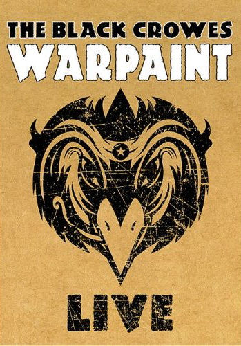 The Black Crowes - Warpaint DVD - Blu-ray