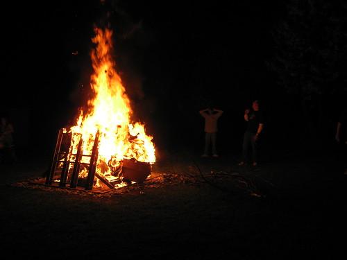 Best Bonfire Ever
