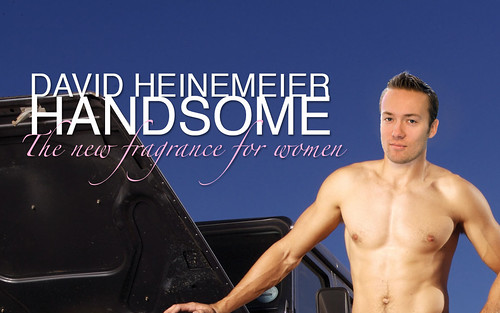 David Heinemeier Handsome - The new fragrance for women by Juice10.