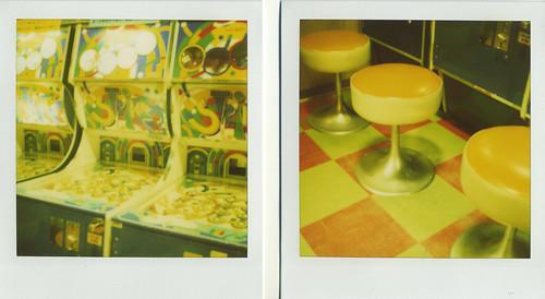 pinball stool