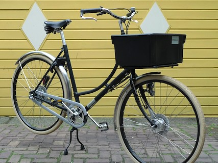 super sporty WorkCycles omafiets 2