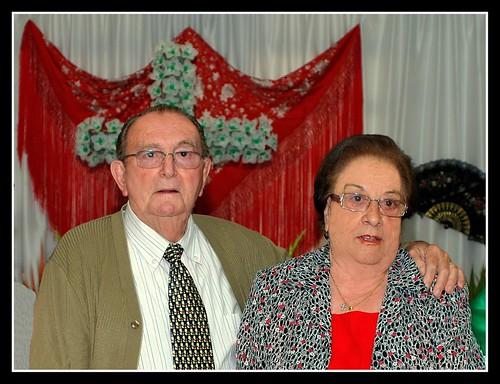 Gregorio y Antonia