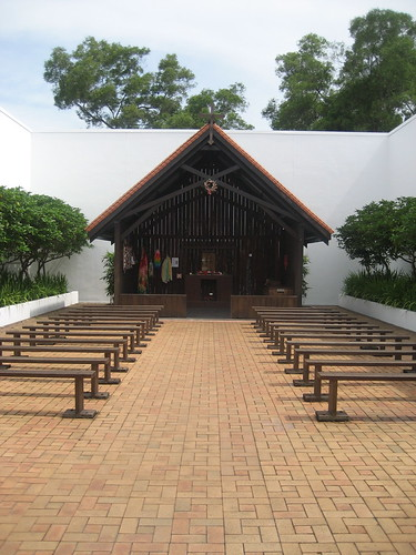 The Changi Museum & Chapel