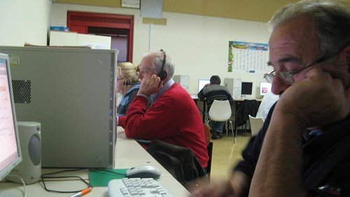Non è ma@i troppo tardi 2008 - corso di alfabetizzazione informatica