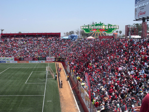Club Tijuana 2-0 Salamanca 1067
